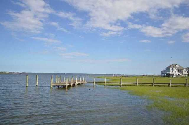 Rehoboth Beach Building Lot with Dock