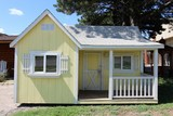 ~LARGE STURDI-BILT PLAYHOUSE/CLUBHOUSE~