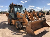 (4) 2014 / 2015 Case 580 Super N Backhoe Loaders