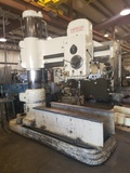 American 5 Ft. X 15 In. Radial Arm Drill