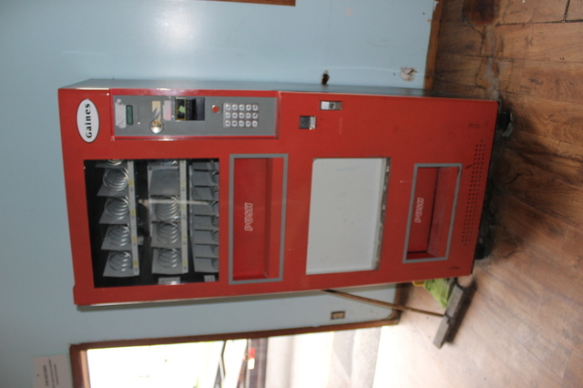 Real Estate and Laundromat Equipment