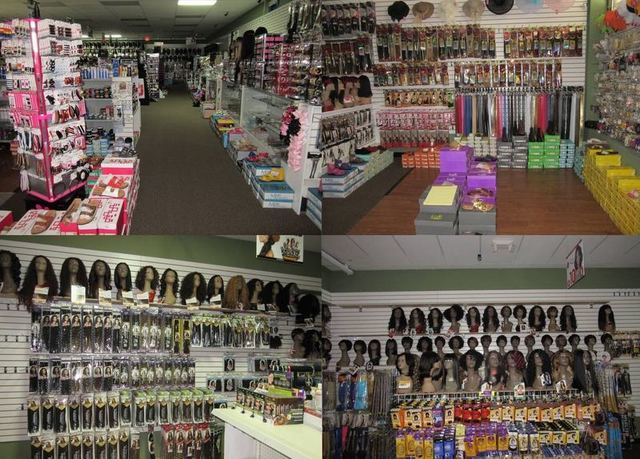 2 Beauty Supply Stores: