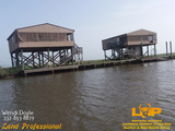 LAND FOR SALE ON OYSTER BAYOU IN CAMERON, LA