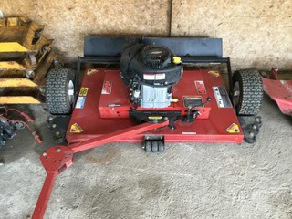 "Swisher 44"" Side Mower"