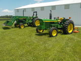 BURRIS COUNTRY AUCTION (TRACTORS & PERS. PROP.)