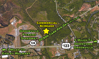 4 Acres - Old Easley Highway