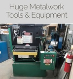 INSPECT TODAY Machine Shop Online Auction! Littlestown, PA