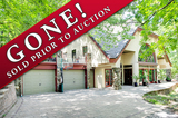 GONE! Real Estate Auction: 4 Bedroom, 3.5 Bath Custom Built Home on 2+ Acres | Lee's Summit, MO