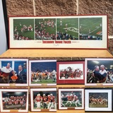Nebraska Cornhuskers Signs Footballs, Framed Photos and Prints