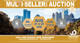 August 21 - Multi-Seller Real Estate Auction