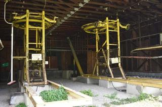 Online Auction Only - (2) T-Bar Ski Lifts