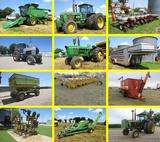 Farm Equipment Retirement Auction