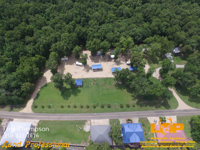 Uncle Buds RV Park Larto For Sale - Louisiana Outdoor Properties