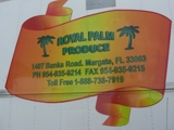 Royal Palm Produce - Absolute Public Auction