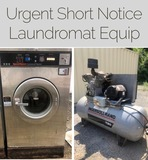Short Notice Laundry Facility Online Auction! Oxon Hill, MD