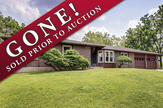 GONE! No Reserve Real Estate Auction: 3 Bedroom, All-brick Ranch Home | Kansas City, MO