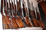 NICE GUN COLLECTION AND ESTATE FROM ROCKPORT IN.