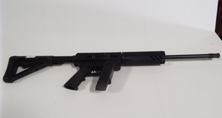 JR Carbine Rifle 45 ACP caliber, AR platform