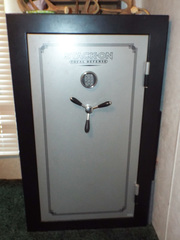 Stack-On Total Defense Gun Safe