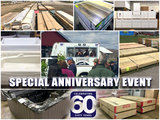 60th Anniversary Building Material Auction