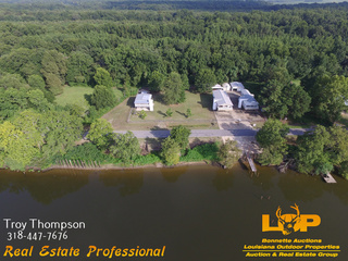 PACKAGE DEAL!  THREE WATERFRONT LARTO CAMPS!