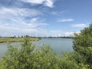 WATERFRONT LOT WITH 3.48 ACRES