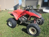 Household Furniture/Honda 4 Wheeler / Decore Auction