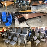 Omaha Marian High School Furniture Timed Auction