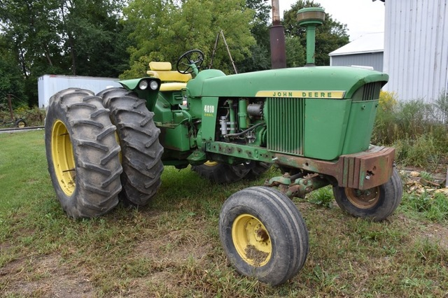 Farm Machinery Auction: Friday, October 12, @ 10 A.M.