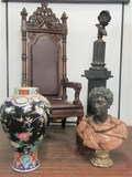 Outstanding Estate Antiques Auction