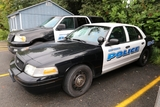 East Fishkill Police Department Surplus Vehicle Auction Ending 9/27