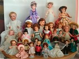 Large Auction of Dolls, - Sat. Morning, November 10th @ 10 A.M.