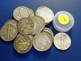 Gold Coins, Rare Currency and Silver Auction