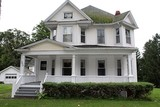 REAL ESTATE AUCTION: HOUSE, CARRIAGE HOUSE & GARAGE