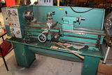 WOODWORKING AND METAL SHOP AUCTION