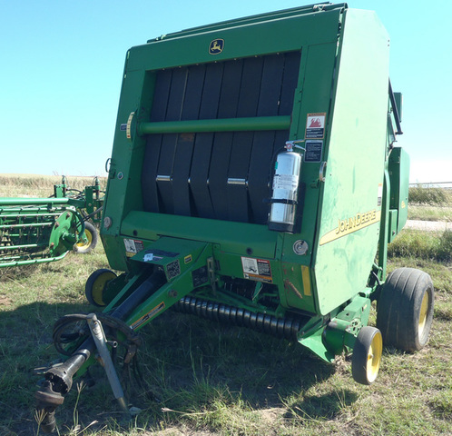 10/24 John Deere Tractor- Hay Equipment - Louisiana Outdoor Properties