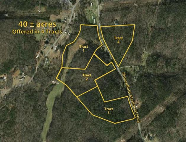 2700 Block of Moorefield Memorial Highway, Pickens, SC: