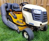 Contemporary Furnishings * Riding Mower * Like New Appliances
