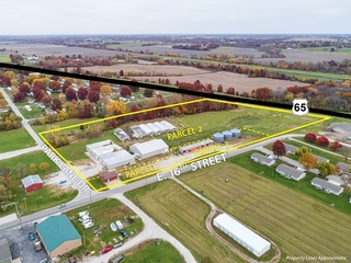SOLD! Commercial/Industrial Auction: 8+ Acres & Buildings | Trenton, MO