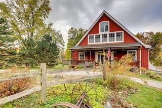 SOLD! Real Estate Auction: Unique 4 Bedroom Home in Restored Barn | Independence, MO