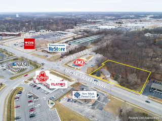 GONE! Prime Commercial/Residential Property | North Oak Trafficway | Kansas City, MO