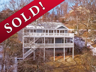 SOLD! Lake Home Auction: 4 Bedroom Home in Village of Four Seasons | Lake of the Ozarks, MO