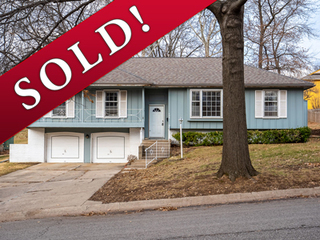 SOLD! No-Reserve Real Estate Auction: 3 Bedroom Home in Country Lane Estates | Kansas City, MO