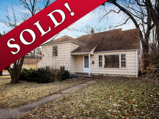 SOLD! No Reserve Auction: 3 Bedroom Roeland Park Fixer Upper | Johnson County, KS