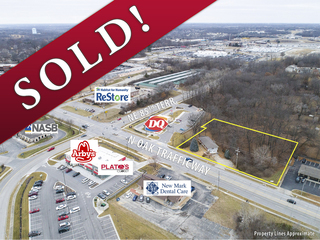 SOLD! Prime Commercial/Residential Property | North Oak Trafficway | Kansas City, MO