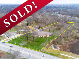 SOLD! Estate Auction | 4-Acre Estate with 3000+ sq. ft. True Ranch | 10808 Wornall Rd. | Kansas City, Missouri