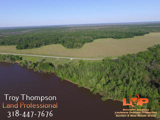 211.1 +/- Acres of Hunting Land in Caldwell Parish, LA