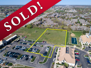 SOLD! Prime Leawood, KS Retail/Office Lot Auction | 66% Off Last List!
