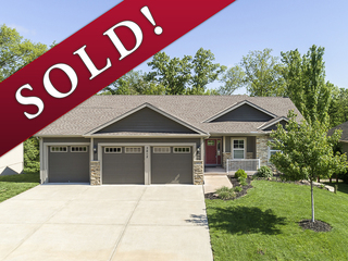 SOLD! No Reserve Auction | Exceptional 2013 Custom-Built Home | Park Hill Schools | Kansas City, MO