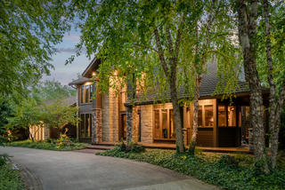 Lush 23-Acre Gated Estate with Elegant 7000+ sf Residence   Lee's Summit, MO